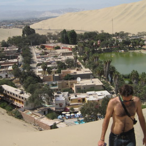 "Huacachina, an oasis town in the desert • <a style=""font-size:0.8em;"" href=""http://www.flickr.com/photos/70723747@N06/6434621131/"" target=""_blank"">View on Flickr</a>"