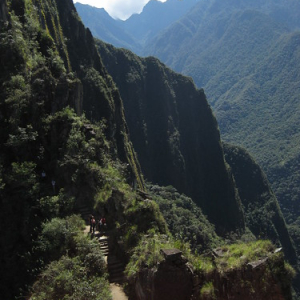 "Wayna Picchu trail • <a style=""font-size:0.8em;"" href=""http://www.flickr.com/photos/70723747@N06/6434589347/"" target=""_blank"">View on Flickr</a>"