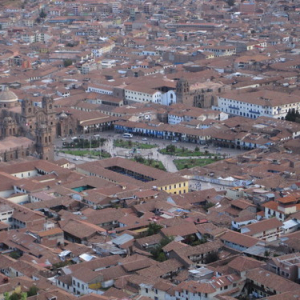 "Plaza de Armas (from a hilltop over Cuzco) • <a style=""font-size:0.8em;"" href=""http://www.flickr.com/photos/70723747@N06/6727841773/"" target=""_blank"">View on Flickr</a>"
