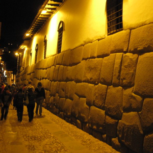 "Original Inca wall incorporated into a building • <a style=""font-size:0.8em;"" href=""http://www.flickr.com/photos/70723747@N06/6434512111/"" target=""_blank"">View on Flickr</a>"