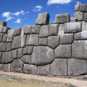 "A wall from Sacsayhuamán, an Inca fortress overlooking Cuzco • <a style=""font-size:0.8em;"" href=""http://www.flickr.com/photos/70723747@N06/6434517961/"" target=""_blank"">View on Flickr</a>"